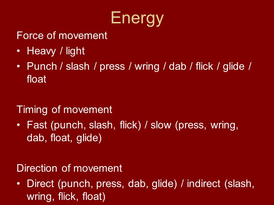 Elements Of Movement : Elements of dance ppt video online download