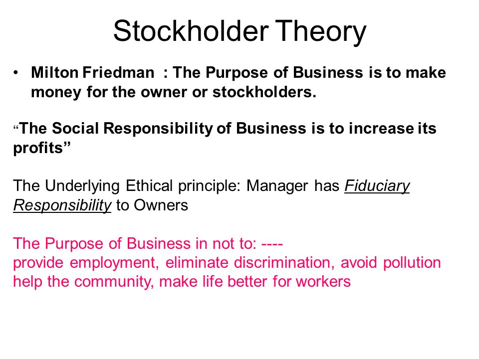 shareholder vs stakeholder debate A shareholder owns part of a public company through shares of stock (hence the name), while a stakeholder has an interest in the performance of a company for reasons other than stock performance .