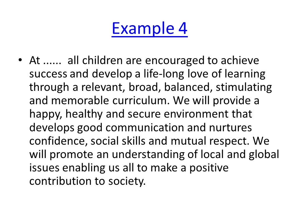 3 2 evaluate different methods of communicating a school ethos mission aims and values Free essays on evaluate methods of communicating a school s ethos mission aims and values  evaluate methods of communicating a school's  four different methods .