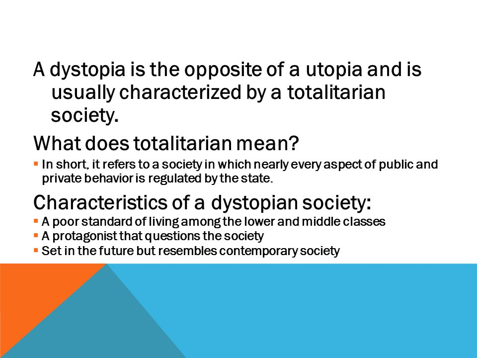 the science fiction and utopia dystopia genre ppt  9 what