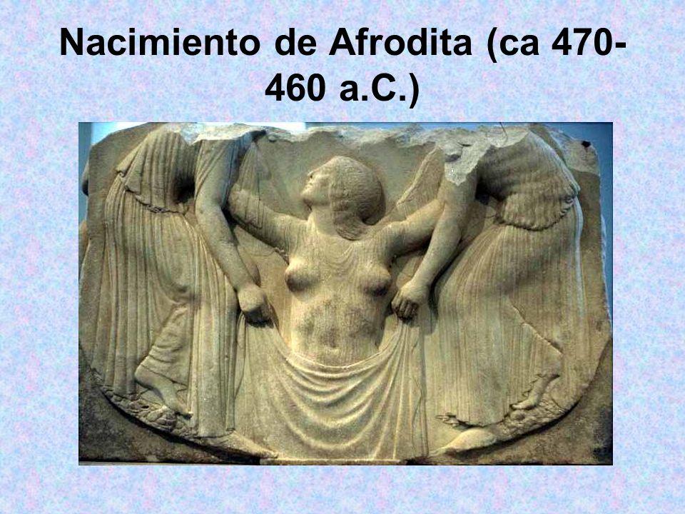 Nacimiento de Afrodita (ca 470-460 a.C.)