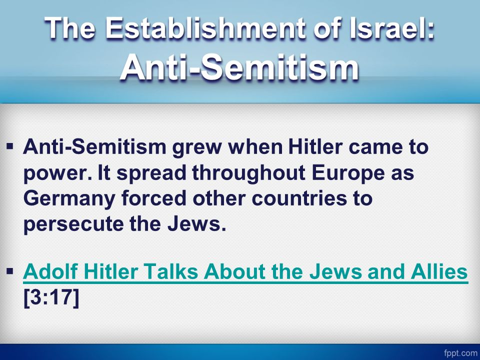 facts and explanations of the phenomenon of anti semitism That is the whole torah the rest is the explanation go and learn  arkush's concerns about 'anti-semitism' did not prevent him from welcoming donald trump and the anti-semitic alt-right.