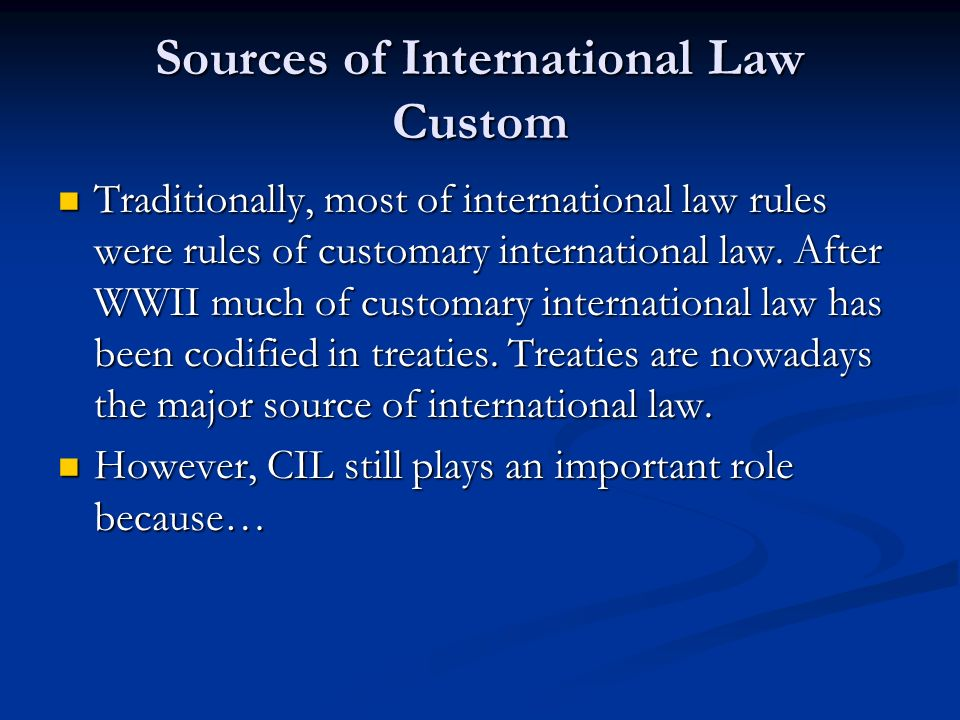 Research Guide: Customary Law in India
