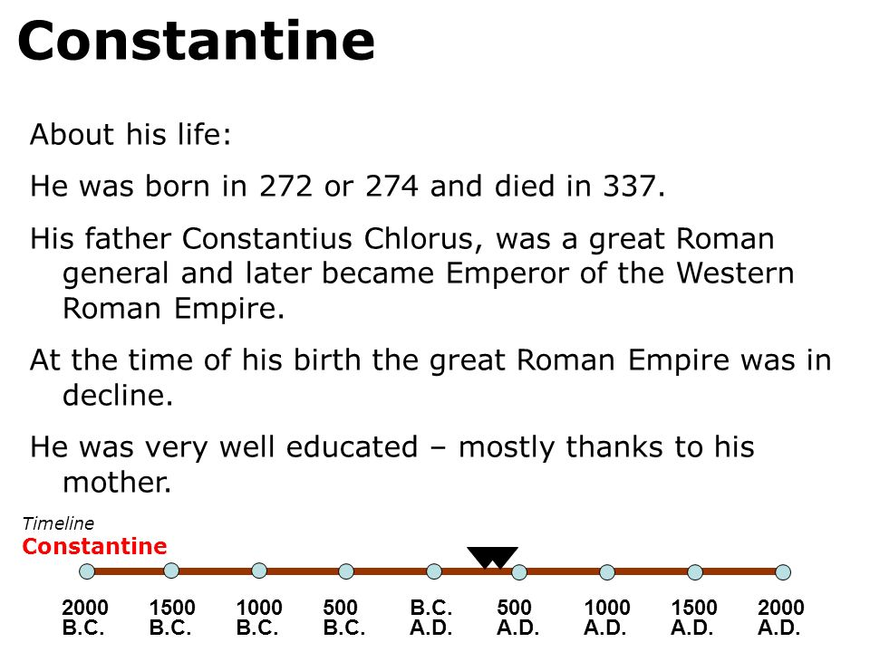 the life of constantine the great If searched for a book by d g kousoulas the life and times of constantine the great: the first christian emperor in pdf form, in that case you come on to.