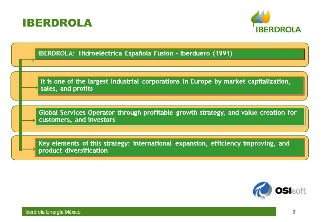 IBERDROLA IBERDROLA: Hidroeléctrica Española Fusion - Iberduero (1991)
