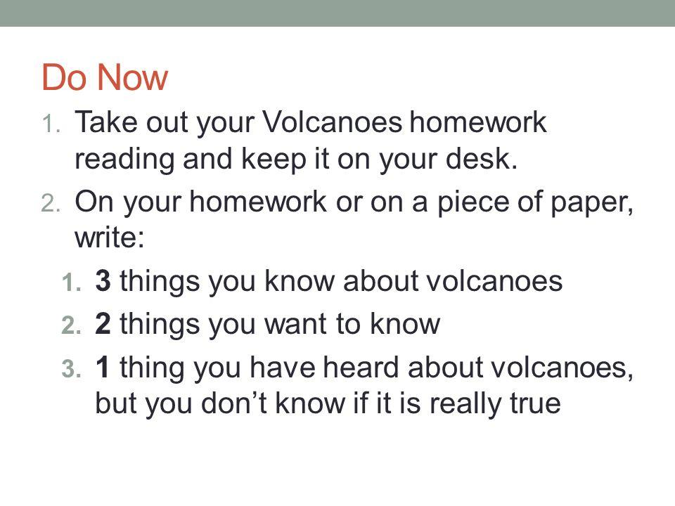 do i have to do my homework