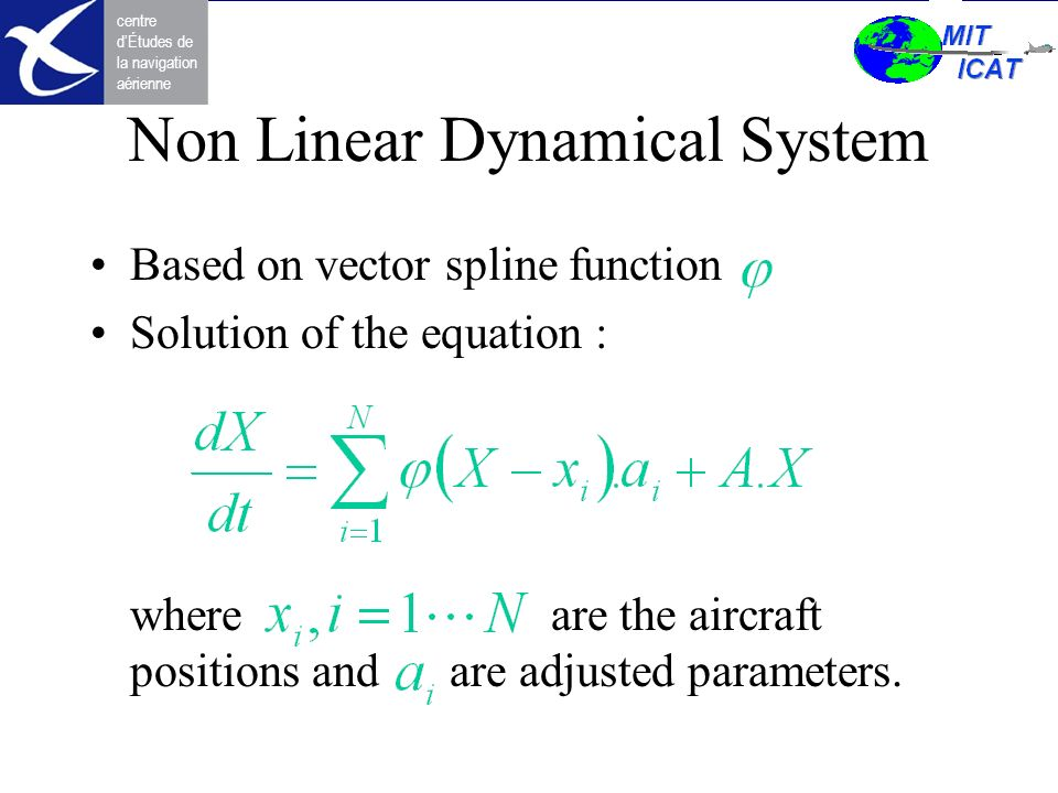 Non Linear Dynamical System