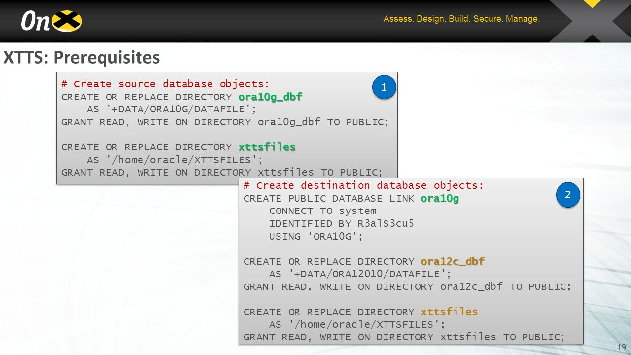 Grant read on directory oracle