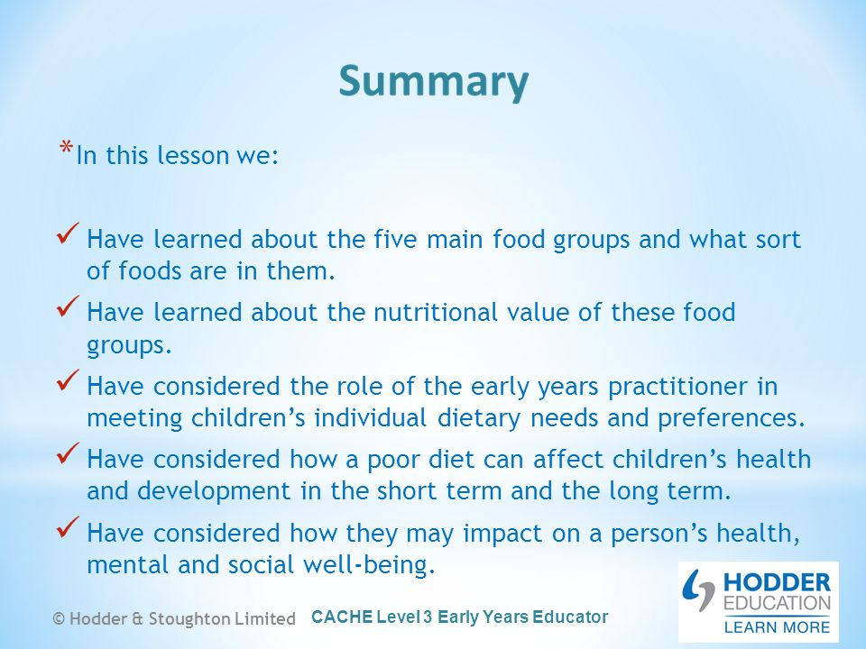 effects of poor nutrition on children Problems associated with poor nutrition  through its effect on health and  cognitive development it is also vital for academic performance and.