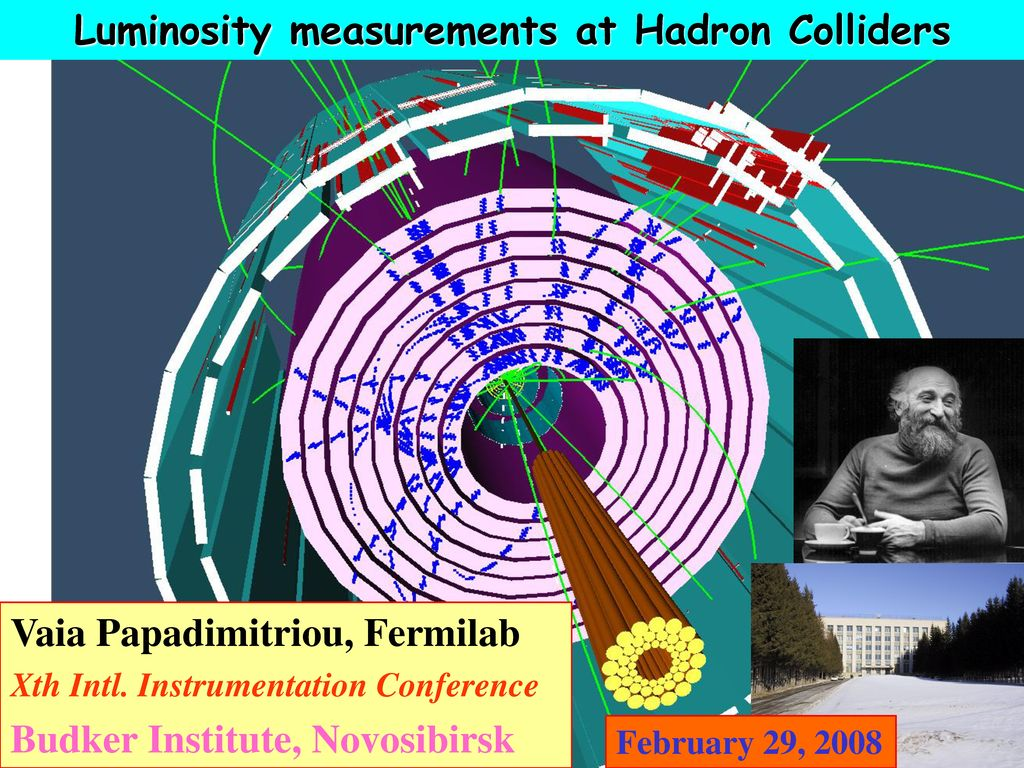 Luminosity measurements at Hadron Colliders