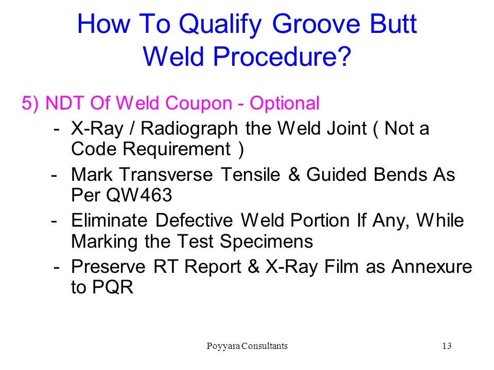 welder qualification test procedure pdf