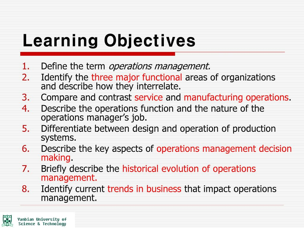 historical evolution of operation management Operations management is an area of management concerned the next major historical application of operation systems the evolution of management.