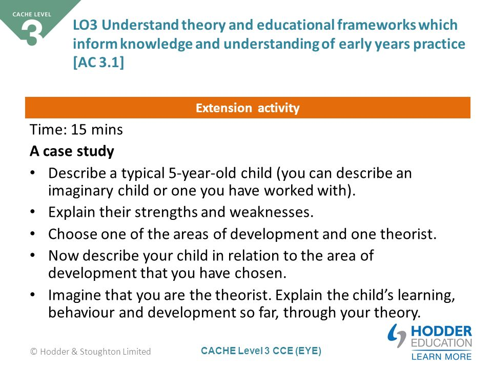 child case study 3 year old The following case study provides an example of interpreta- tion of the bbcs-3:   michael is 5 years 8 months old and his kindergarten teacher referred him for.