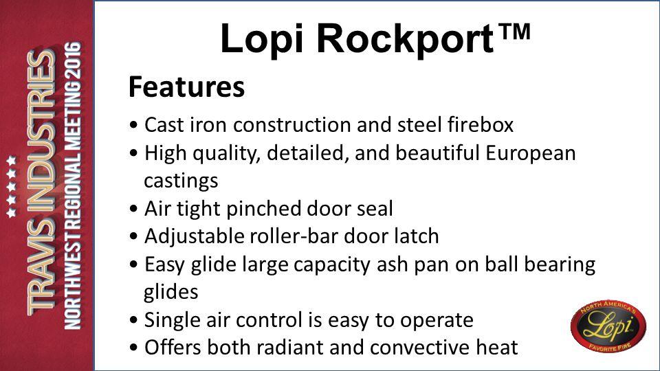 Features Lopi Rockport™ \u2022 Cast iron construction and steel firebox  sc 1 st  SlidePlayer & 42 APEX. 42 APEX 42 APEX General Description: An elegantly designed ...