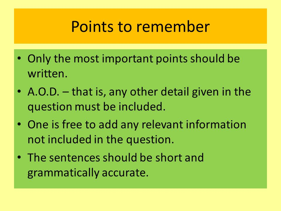 notice writing ppt