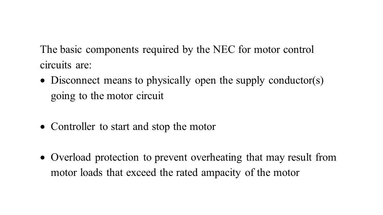 Relay Motor Control Otoringcom - Motor control using relay circuit diagram