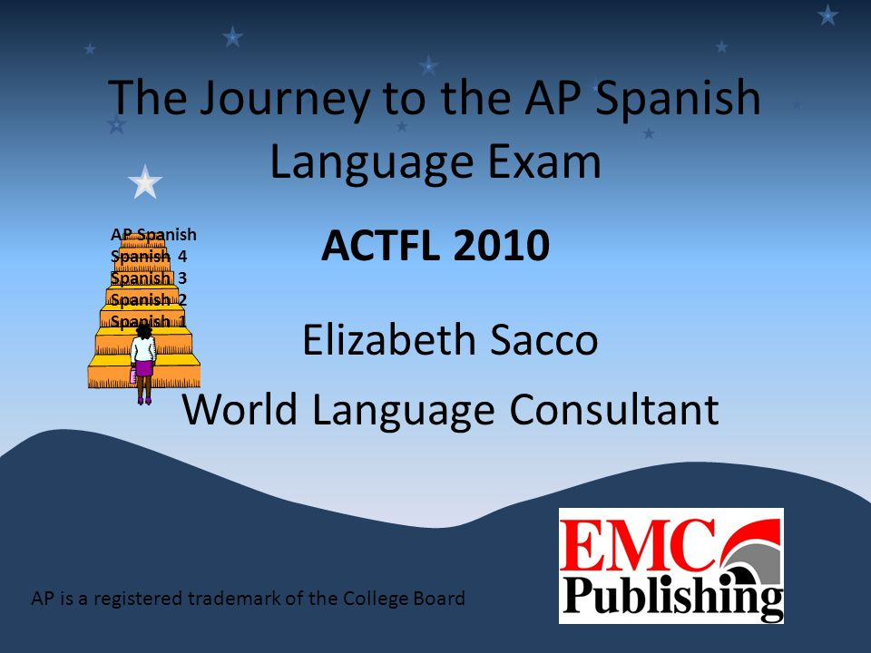 The Journey to the AP Spanish Language Exam