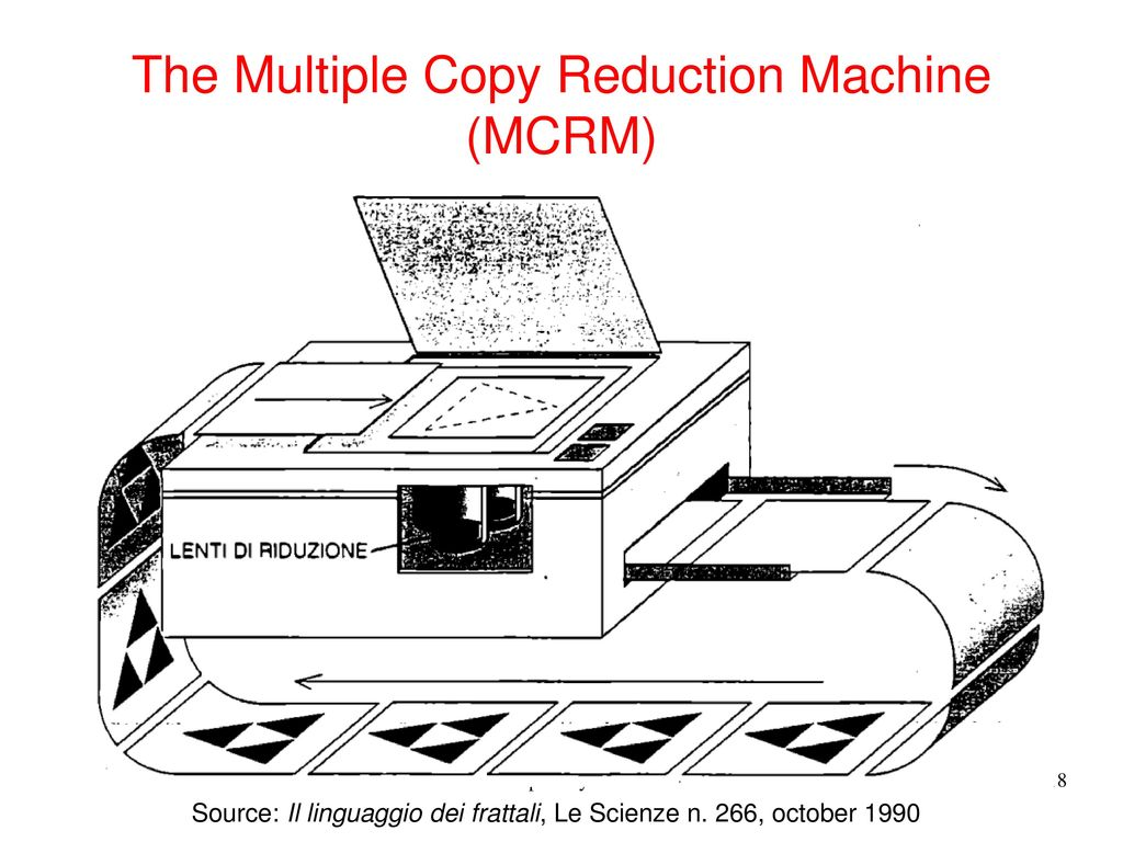 The Multiple Copy Reduction Machine (MCRM)