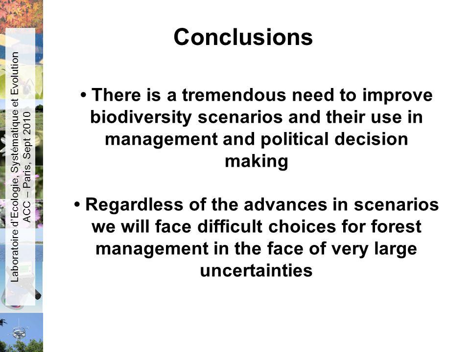 Laboratoire d'Ecologie, Systématique et Evolution