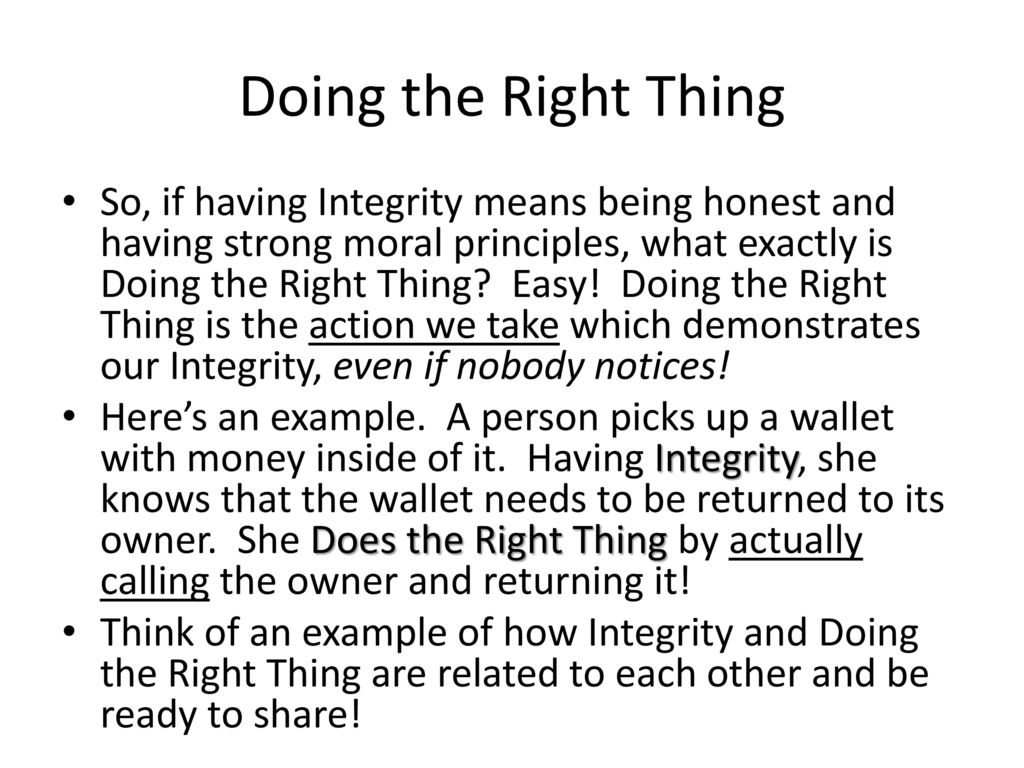 doing the right thing Doing the right thing 436 likes pamela opened this sister page for views she believes in & supports the cover and profile images are owned by her.