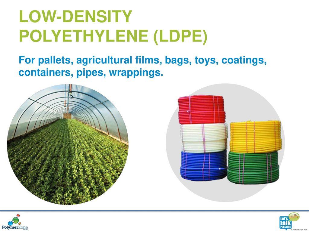 Low Density Polyethylene Ldpe : Different types of plastics ppt video online download