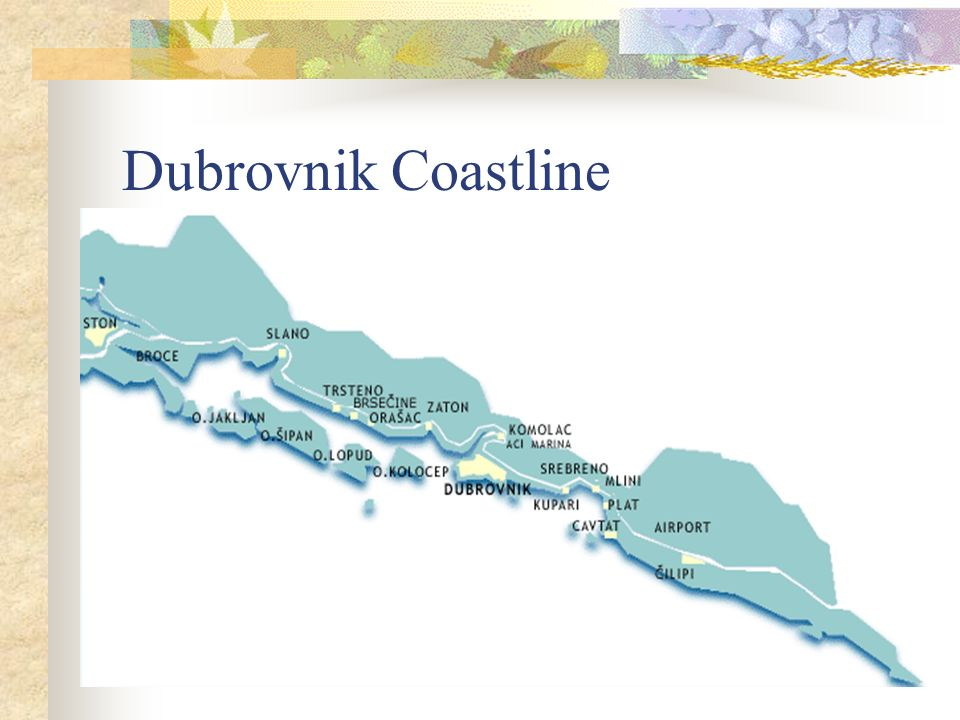 Dubrovnik Coastline