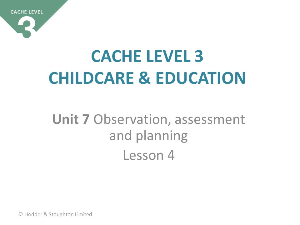 cache childcare level 2 unit 1 Home cache level 2 question: unit 11: supporting children and families diploma in child care and education cache level 2 award, level 2 certificate and level 2.