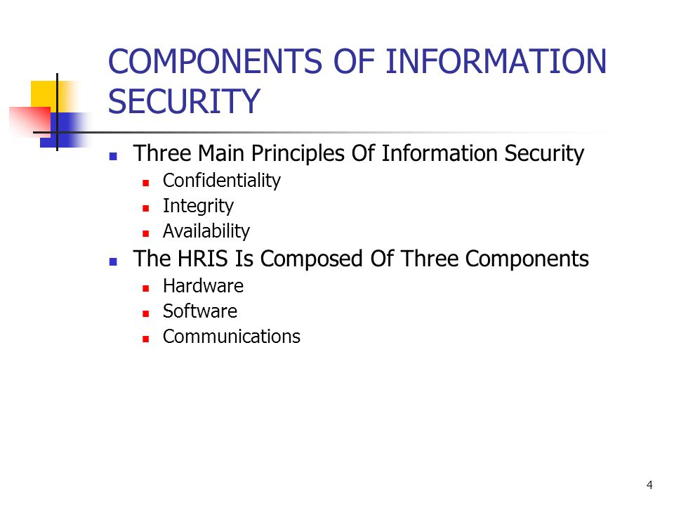 Information Security And Privacy In Hris Ppt Video