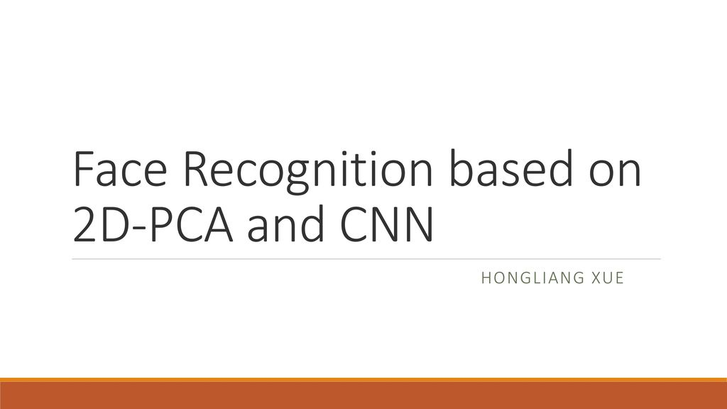 pca based face recognition thesis Face recognition using principle component analysis kyungnam kim department of computer science university of maryland, college park md 20742, usa.