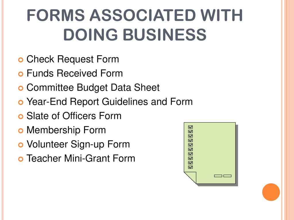 Bylaws Standing Rules Code Of Ethics Ppt Video Online Download FORMS  ASSOCIATED WITH DOING BUSINESS 11425918. Committee Sign Up Sheet Template  Committee Sign Up Sheet Template