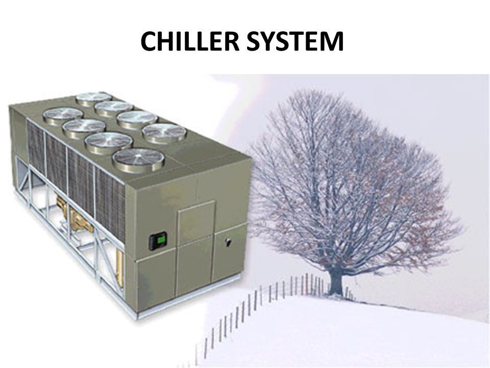 chiller plant working principle pdf
