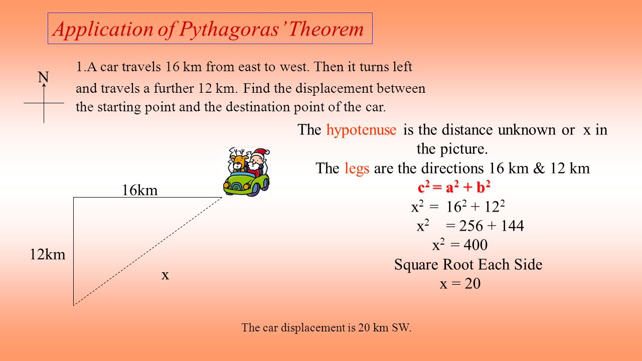 applying pythagorean theorem ppt video online download. Black Bedroom Furniture Sets. Home Design Ideas