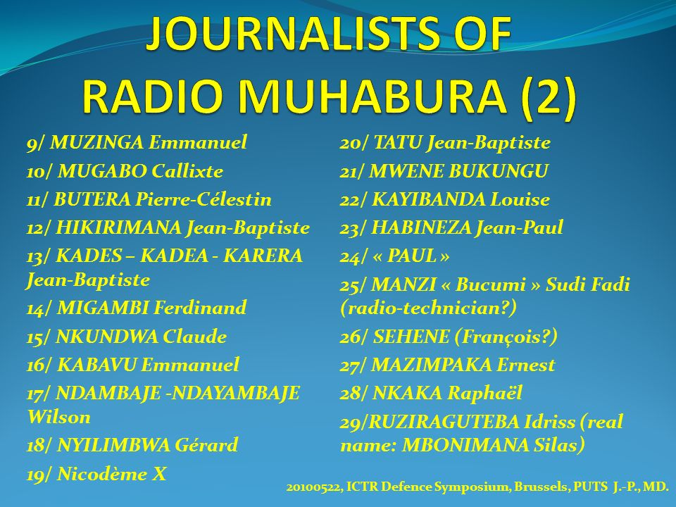 JOURNALISTS OF RADIO MUHABURA (2)