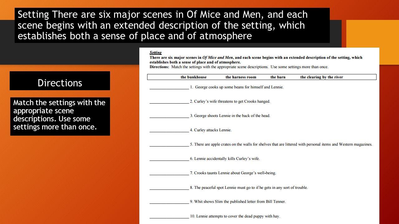 of mice and men theme analysis negativity