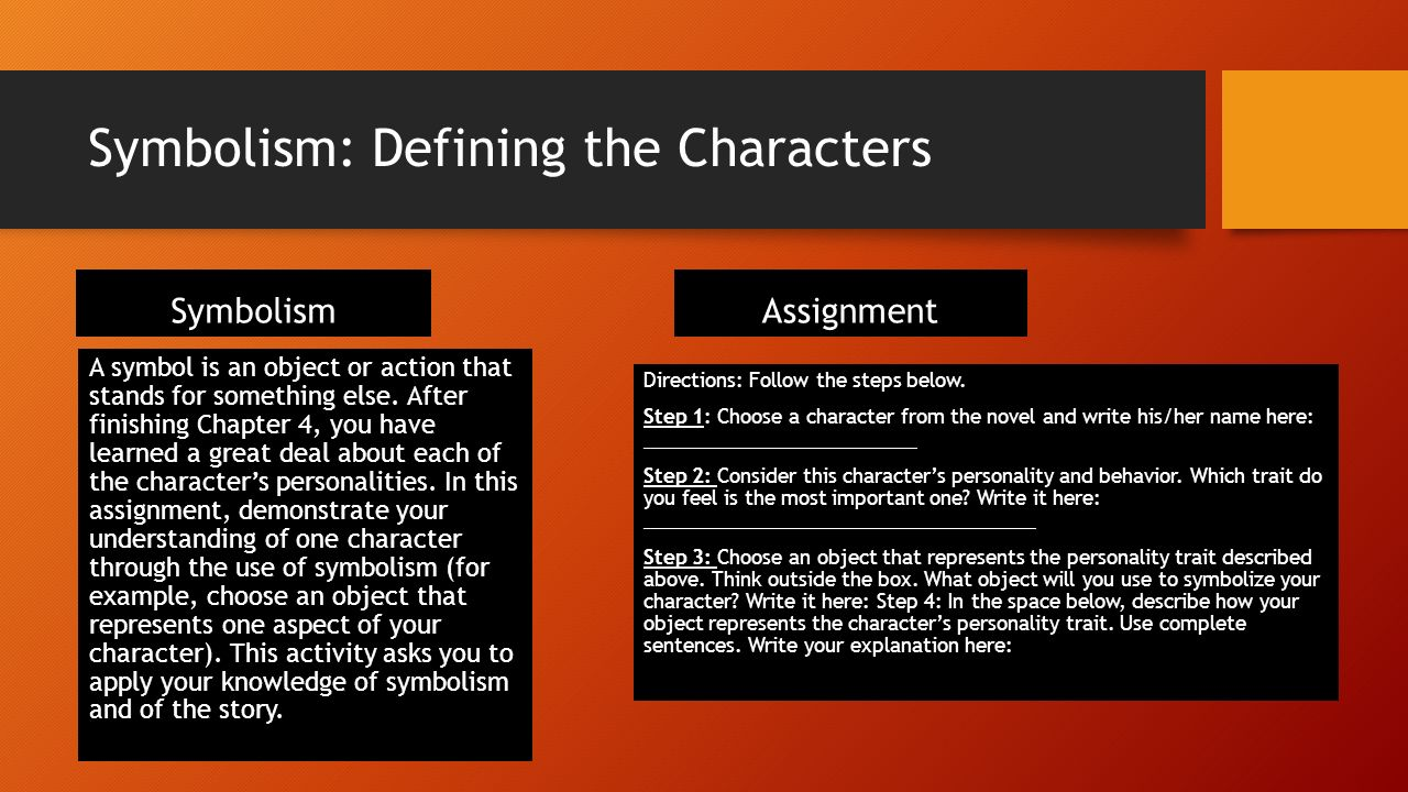 Of mice and men analysis of chapters ppt download 9 symbolism defining the characters buycottarizona