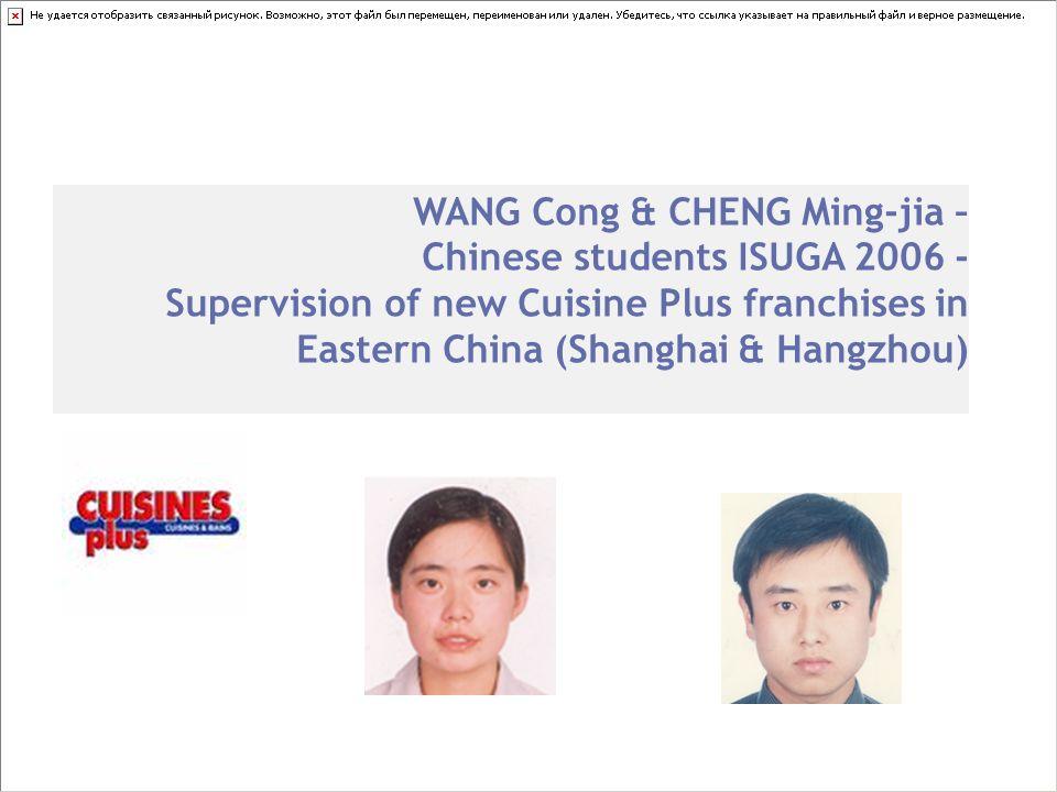 WANG Cong & CHENG Ming-jia –