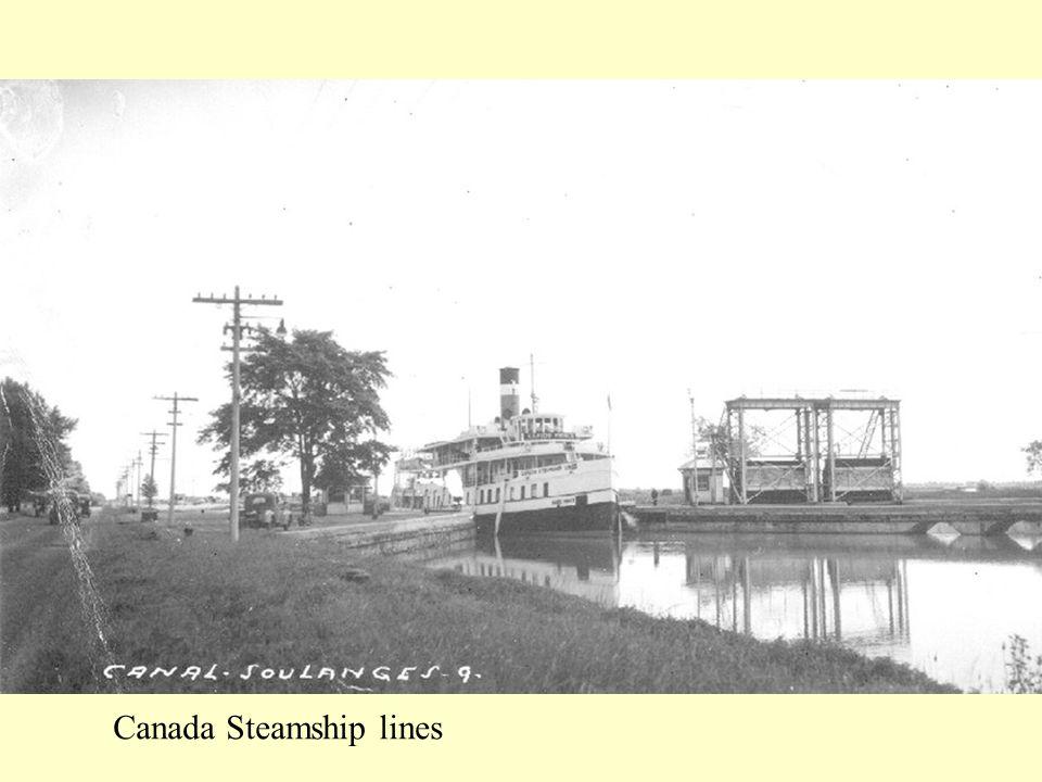 Canada Steamship lines