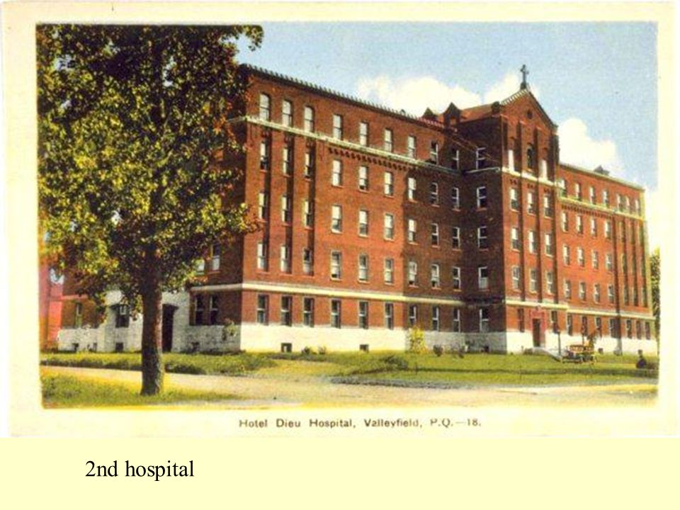 2nd hospital