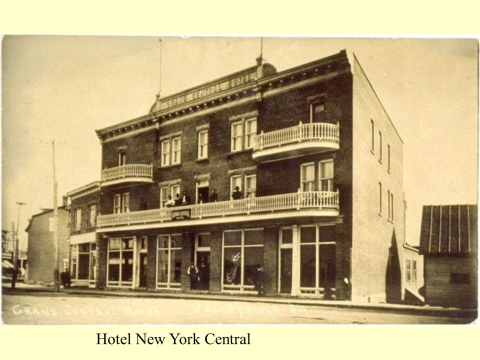 Hotel New York Central