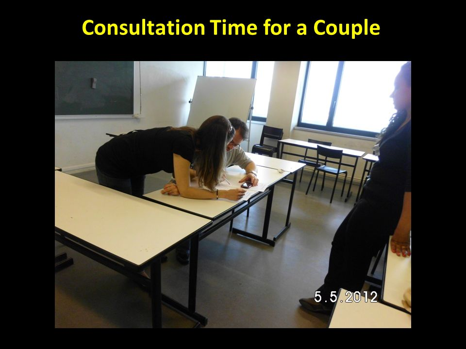Consultation Time for a Couple