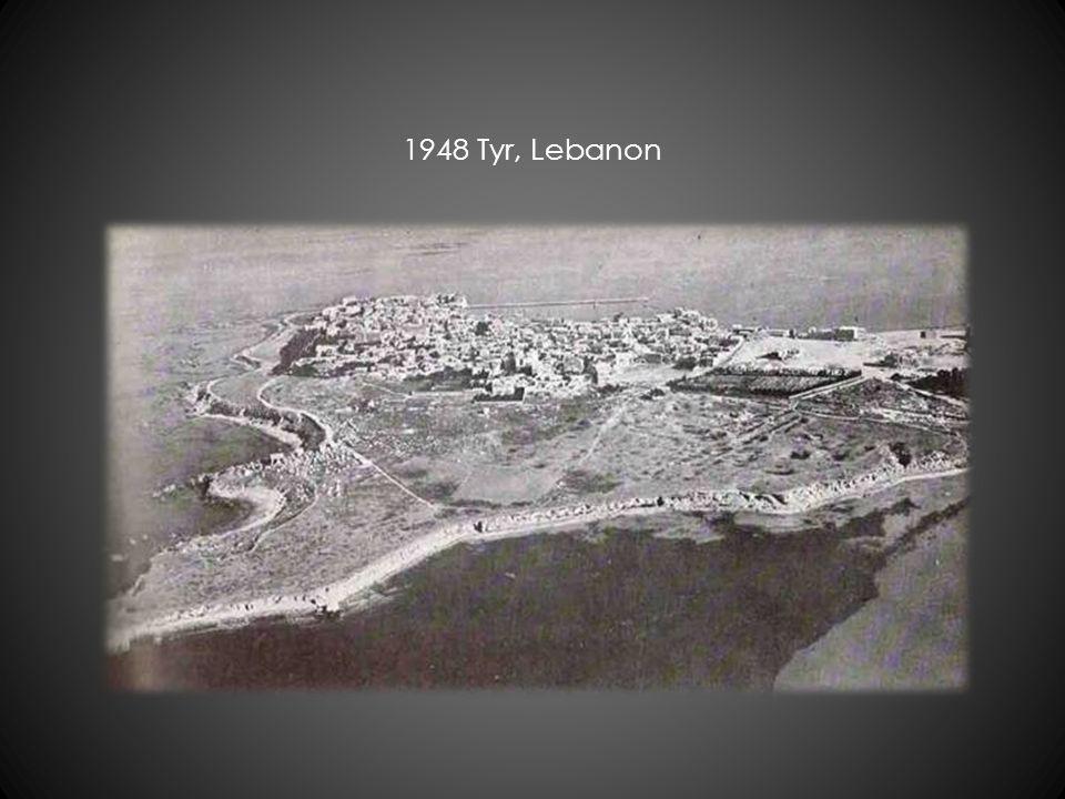 1948 Tyr, Lebanon