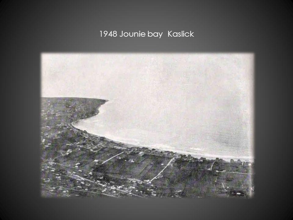 1948 Jounie bay Kaslick