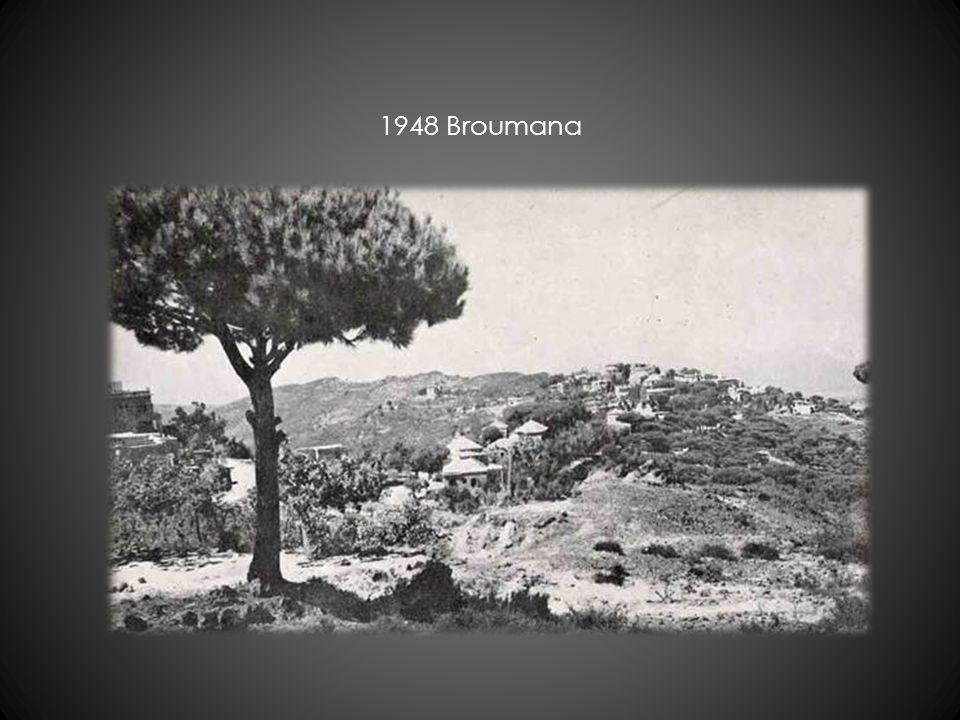 1948 Broumana