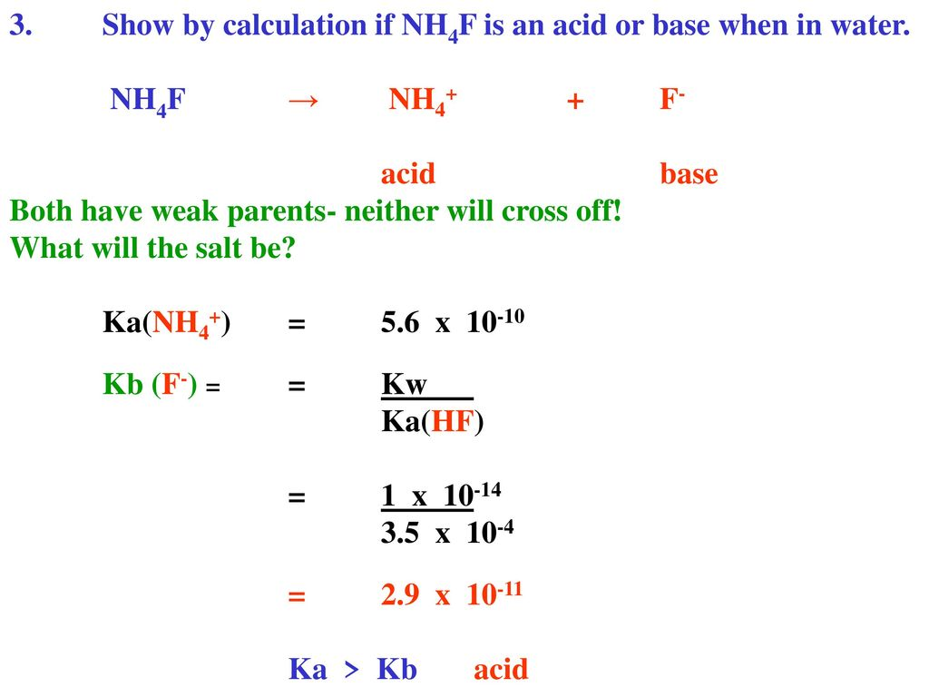 base 5 calculation Calculation of titration result is always based on the stoichiometry of the titration reaction  for example let's look at the simple acid base titration.