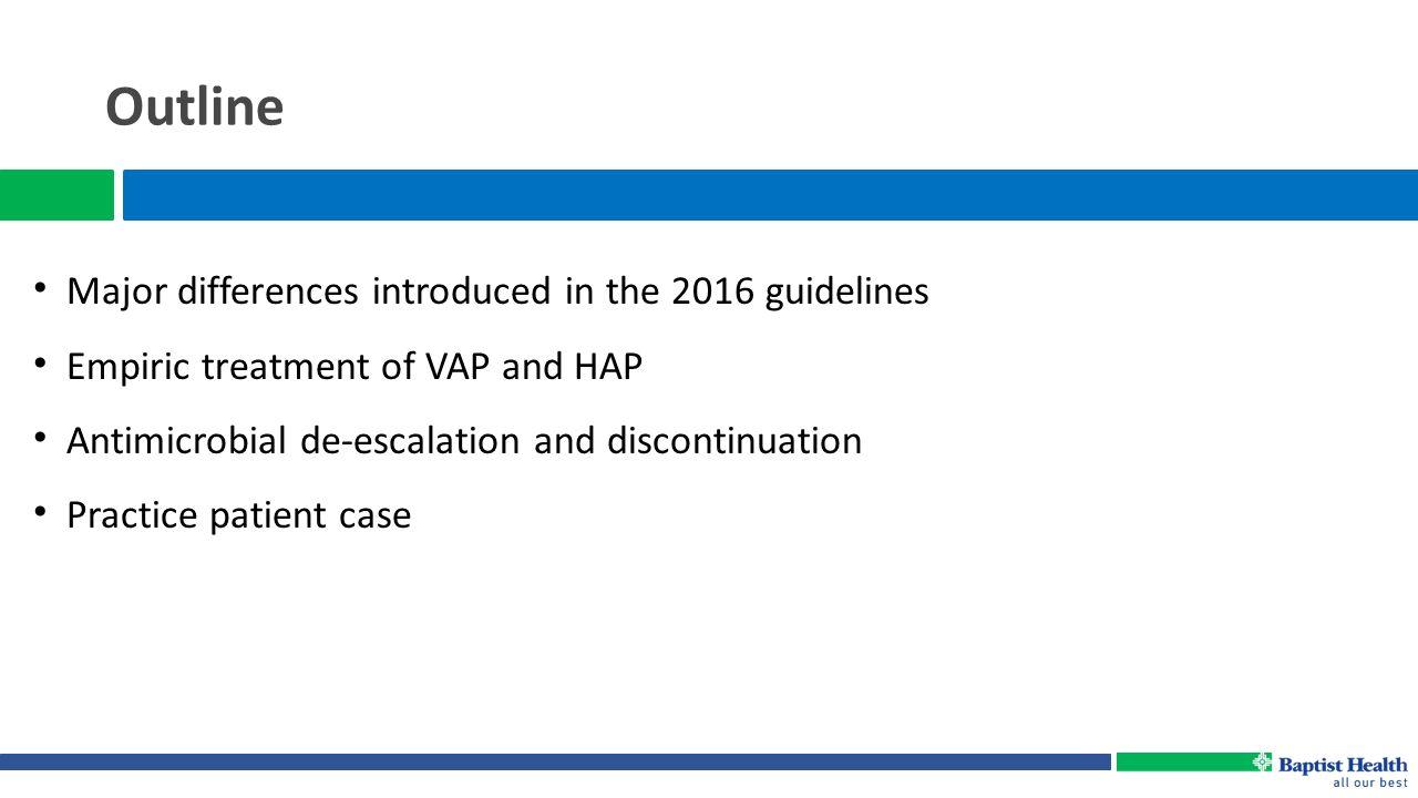 hap vap guidelines 2016 ppt