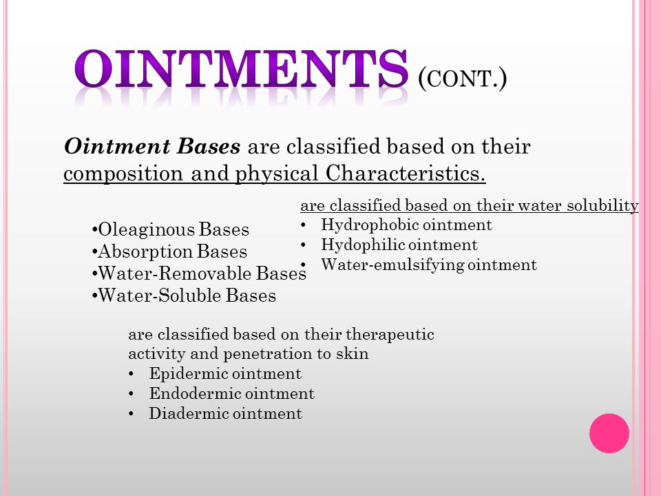 classification of emulsifying agents pdf