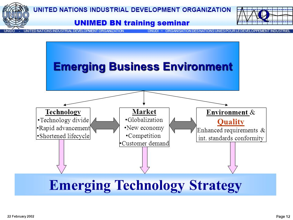 Emerging Business Environment Emerging Technology Strategy