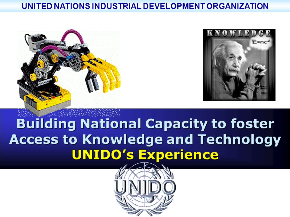 Building National Capacity to foster