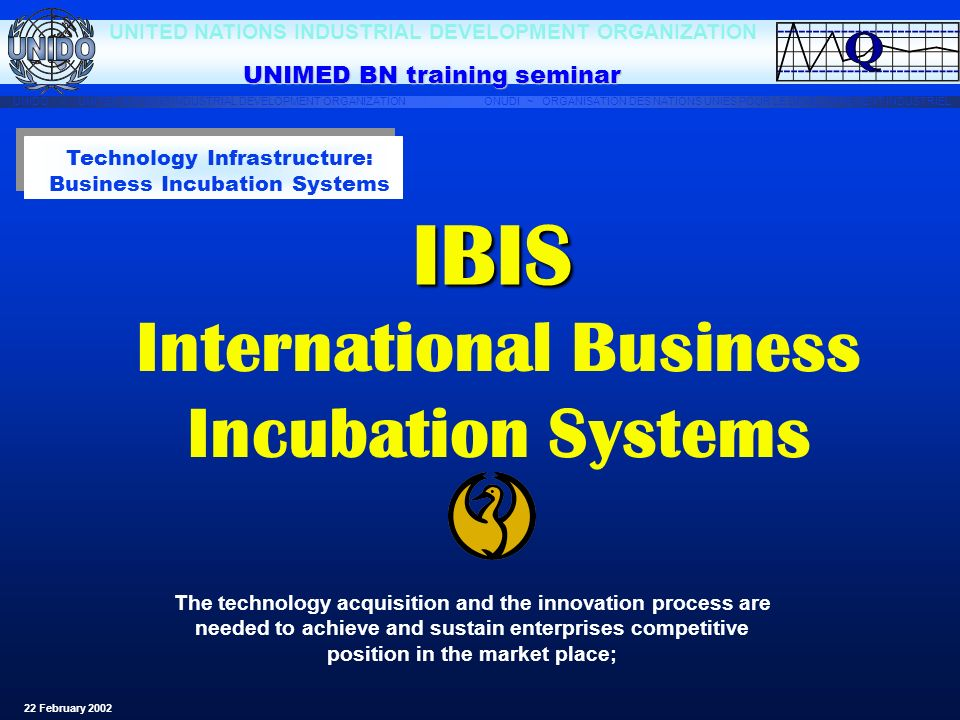International Business Incubation Systems