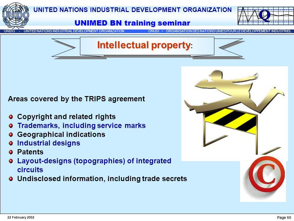 Intellectual property: